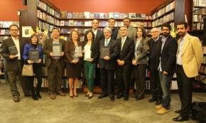 Ganadores del Premio PODER al Think Tank del Año2015